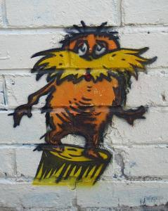 Lorax on Flickr