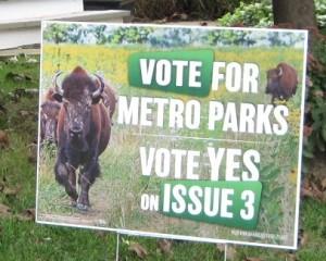 Metro park issue